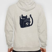 World Domination For Cats Hoody by Tobe Fonseca