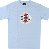 Independent Truck Co Tee Small powder Blue