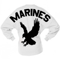 Marines Spirit Wear Game Day Jersey