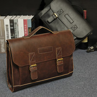 classic  leather crossbody bag gift