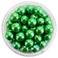 Green Dragees 6MM