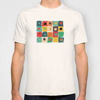 almost rectangles T-shirt by SpinL
