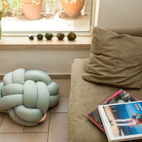 Decorative Knot Cushions - Will Perfectly Complement Your Contemporary Modern Lounge Area