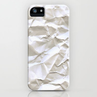 White Trash iPhone & iPod Case by Pixel404