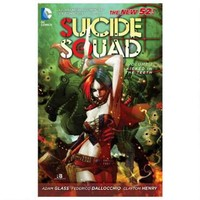 Suicide Squad Vol. 1: Kicked in the Teeth (The New 52) (Paperback) |