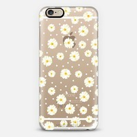 Transparent Daisy iPhone 6 case by Annabel Grant | Casetify