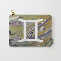 Gemini Carry-All Pouch by KJ Designs