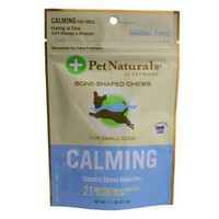 Pet Naturals Vermont Calming Chews for Dogs