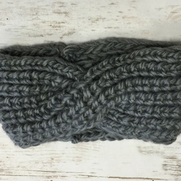 Twisted Head Wrap: Multiple Colors