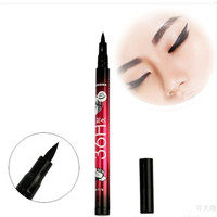 SuperDeals Black Eyeliner Waterproof Liquid Make Up Beauty Comestics Eye Liner Pencil Pen HI = 1946413252