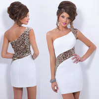 New Fashion Summer Sexy Women Dress Casual Dress for Party and Date = 4725164932