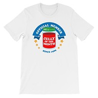 Christmas Girswold Jelly Of The Month Club Short-Sleeve Unisex T-Shirt