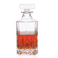 Cut Glass Liquor Decanter