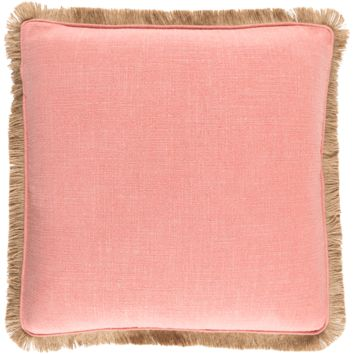 Ellery Pillow ~ Coral