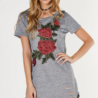 Center Of Attention Tunic Dress