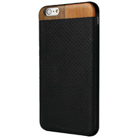 """STRONG N FREE SNFNIOIP6BK iPhone(R) 6 4.7""""""""/6s Nio Perforated Leather Case"""