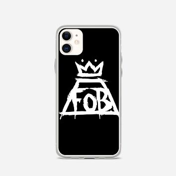 Fall Out Boy Sparkle iPhone 11 Case