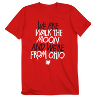 We Are Red T-Shirt