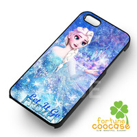 frozen elsa let it sparkling-nay for iPhone 4/4S/5/5S/5C/6/ 6+,samsung S3/S4/S5,S6 Regular,S6 edge,samsung note 3/4