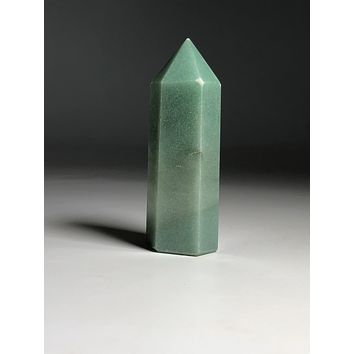 """Stone of Opportunity"" Green Aventurine Points"