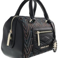 Versace EE1VRBBY6 Black/Multicolor Shoulder Bag for Women