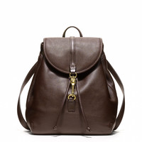 STUDIO LEGACY BACKPACK IN LEATHER