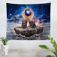 Holding On Tapestry