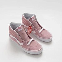 Vans Sk8-hi Slim Pink High-top Sneaker