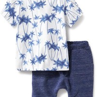 2-Piece Tee and Shorts Set for Baby | Old Navy