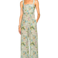 Valentino Sleeveless Jumpsuit in Multi | FWRD