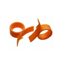 Fox Run Brands Orange Peeler (set of 2)