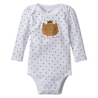 Jumping Beans Graphic Bodysuit - Baby Girl, Size: