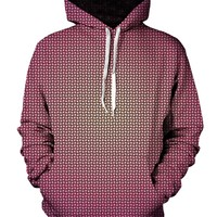 Psychedelic Pattern Hoodie