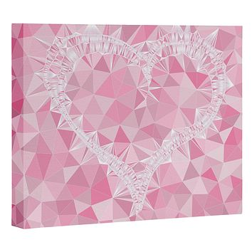 Lisa Argyropoulos Heart Electric Art Canvas
