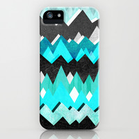 Diamonds iPhone & iPod Case by Elisabeth Fredriksson