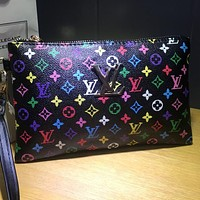 Louis Vuitton LV  Women Fashion Pattern Leather Tote bag