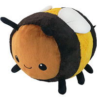 Squishable Fuzzy Bumblebee: An Adorable Fuzzy Plush to Snurfle and Squeeze!