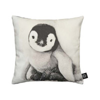 By Nord Baby Penguin Cushion | Mora Approved