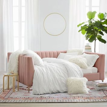 Avalon Channel Stitch Daybed