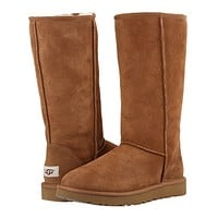 """""""UGG"""" Women Fashion Wool Snow Boots simple high boots"""