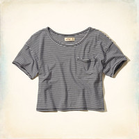 Must-Have Boxy Crop T-Shirt