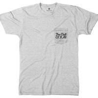 Chill Of It All - Pocket - Heather Grey