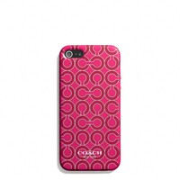 IPHONE 5 CASE IN MADISON METALLIC OUTLINE