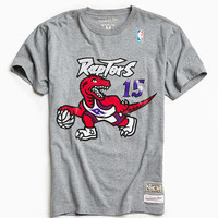 Mitchell & Ness Toronto Raptors Vince Carter Tee - Urban Outfitters