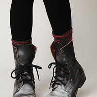 Free People Painted Distress Boot