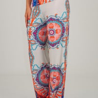Meet Me At Sunset Pants: Multi