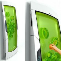 Electrolux Bio Robot Refrigerator Works On Biopolymer Gel - Homeqn