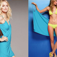[LAST DAY] Favourite Summer Item: Only $10.90 Instead of $32.90 for Convertible Summer Beach Towel Dress + FREE Normal Postage !! Available in 5 Colours
