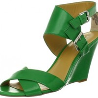 Nine West Women's Mistress Wedge Sandal