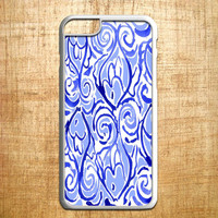 lily pulitzer blue fish for iphone 4/4s/5/5s/5c/6/6+, Samsung S3/S4/S5/S6, iPad 2/3/4/Air/Mini, iPod 4/5, Samsung Note 3/4, HTC One, Nexus Case *AP*